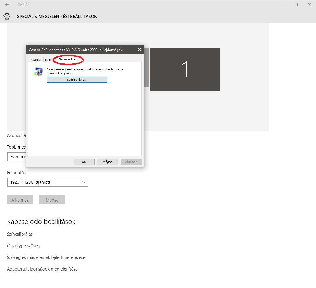 a Windows 7 bekapcsol 2 monitorot