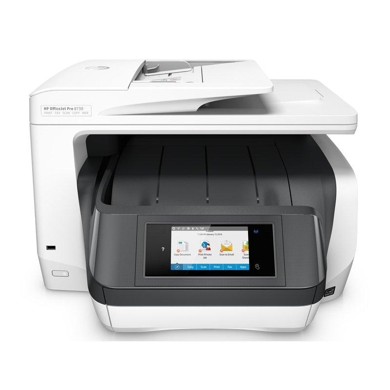 HP OfficeJet Pro 8730 All-in-One D9L20A