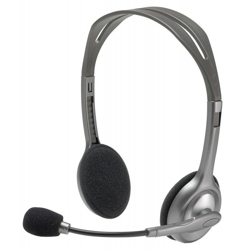 Logitech H110 Headset (981-000271) 78783c121c