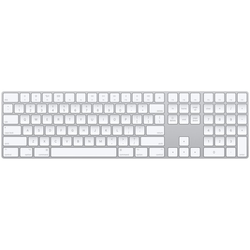 Apple Magic Keyboard számbillentyűzettel INT ENG (MQ052Z A) 6f2b827b5b