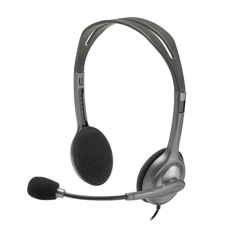 Logitech H111 Stereo Headset (981-000593) 0a9f71eff4