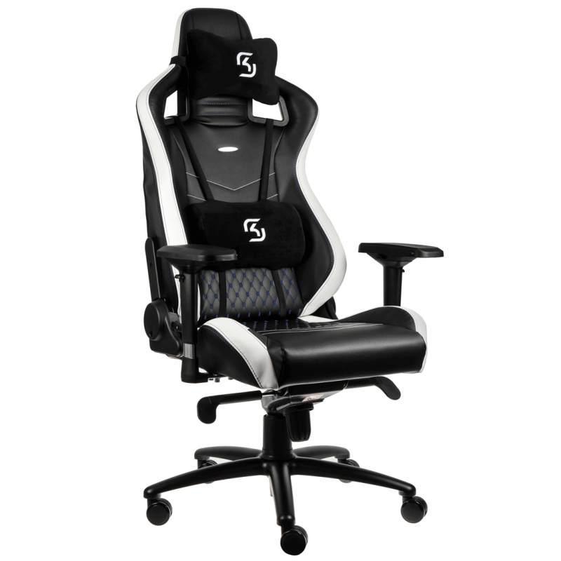 5c9abb4a9e86 Noblechairs EPIC PU Leather SK Gaming Edition (NBL-PU-SKG-001)